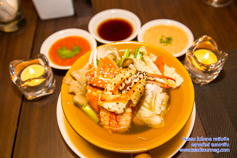 Come On Crab, The Square, Novotel Ploenchit Sukhumvit