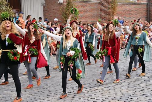 Landshuter Hochzeit 05.07.2009