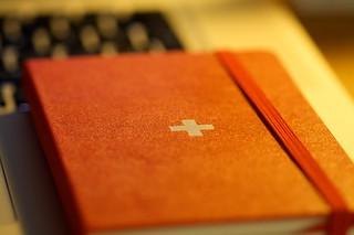 Swiss Moleskine