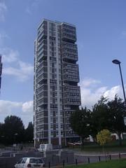 Battersea tower