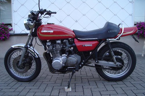 Kawasaki z1000 z 1000 bj 1978