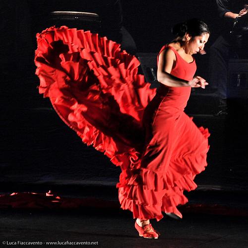 Fuensanta La Moneta (Festival Flamenco Roma 2009)