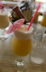 non-alcoholic beverage, piã±a colada, food, drink, mai tai, alcoholic beverage,