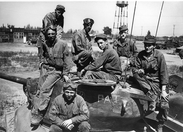 World War Ii Washington National Guard During World War