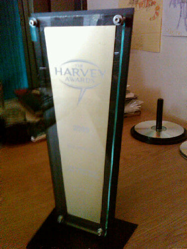 Harvey Award 2