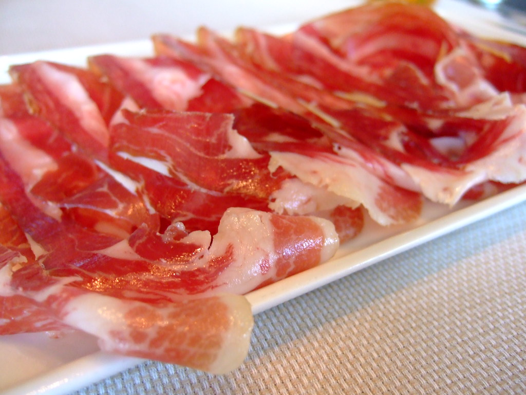 Jamón Ibérico Top 5 Foods in Spain