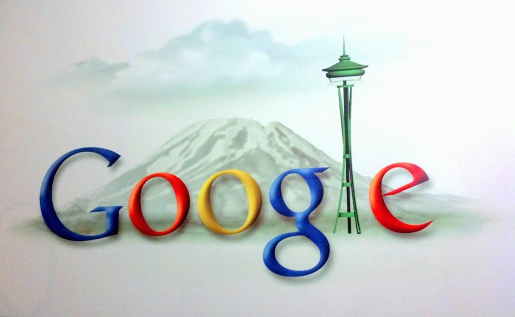 Google Kirkland - Seattle Logo