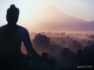 Shadow of Budha (Unesco WHS)