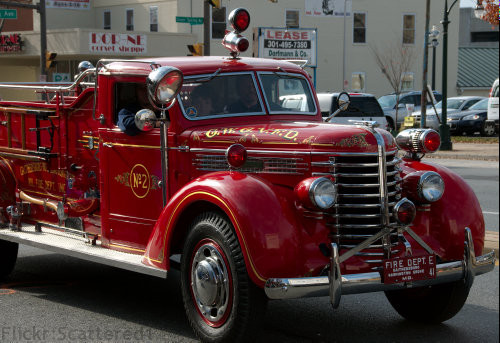 Antique Fire Engine Flickr Photo Sharing