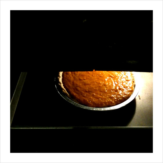 Sweet potato buttermilk pie | Flickr - Photo Sharing!
