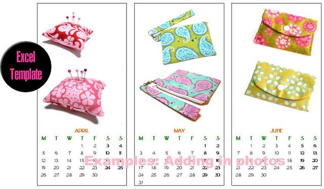 Excel calendar templates excel.