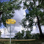 A typical view at Optimist Course during High Plains Challenge 2004.