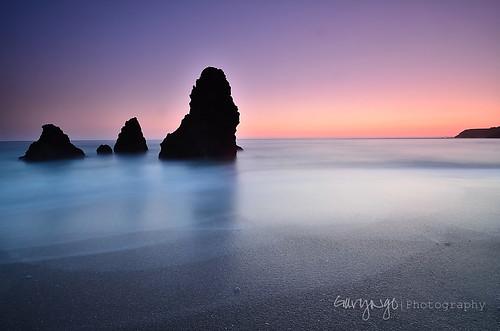 california longexposure sunset seascape beach rock nikon filter nd sausalito hitech rodeobeach gnd marinmagazine d7000 patricksmithphotography