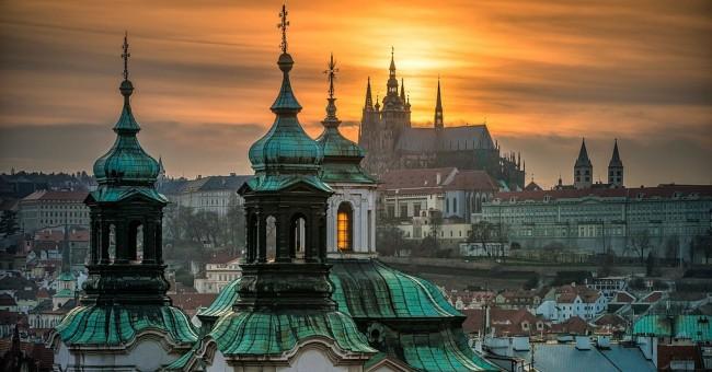 Švýcarské stopy v Praze