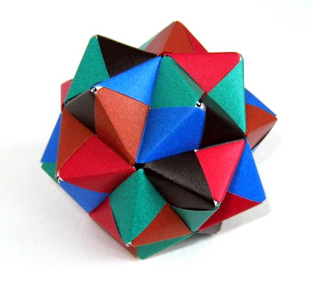 3714206534 5a63503392 z jpgIcosahedron Origami