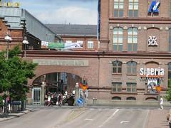 Siperia building
