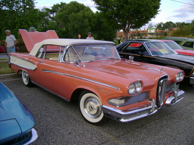 1958 Edsel Pace... Pacer