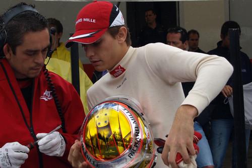 F3 Spa: Jules Bianchi