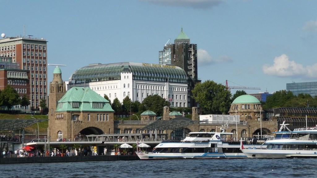 East Riverside Hotel Hamburg