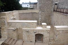 Château de Dourdan: corps de logis