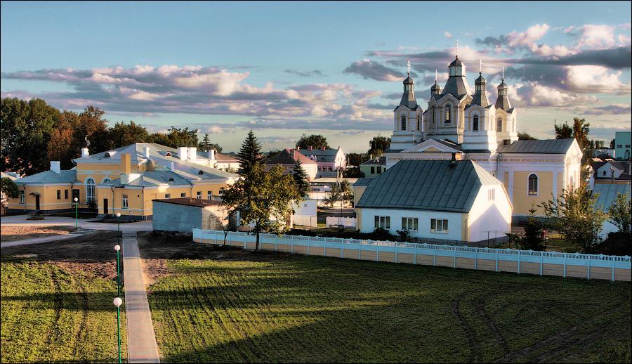 Кобрин, Собор св. Александра Невского
