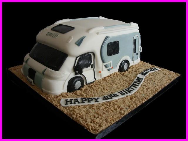 Original Rv Camping Cake Cake Ideas And Designs