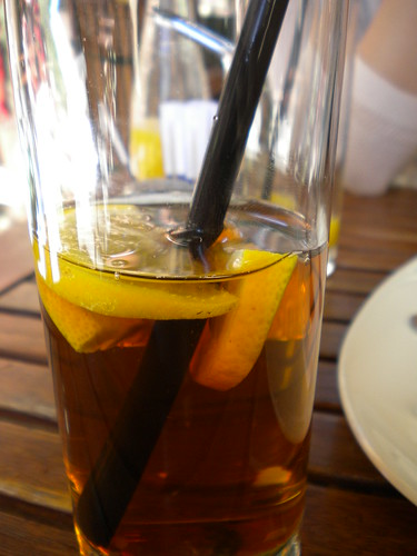 Hungarian Iced Tea