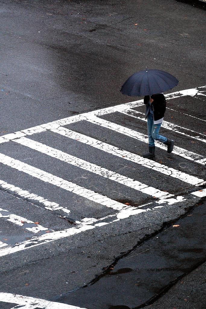 Chuva em Nova York