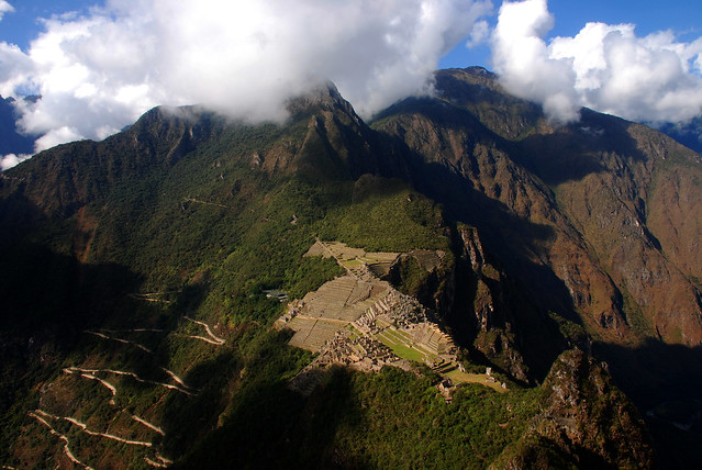 Machu Picchu--An Annotated Guide