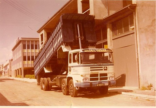 Camió Pegaso de l'empresa Brosa-Morera d'Olot (La Garrotxa)
