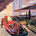 ... arriving guests - Syd Mead by x-ray delta one