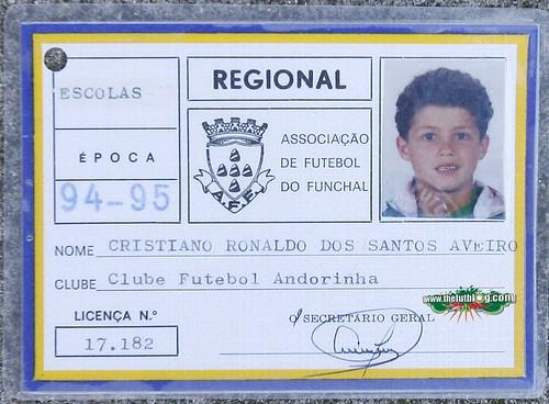 Presentacion Cristiano Ronaldo Real Madrid credencial by prismatico