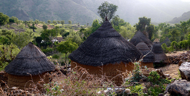 Rhumsiki Town