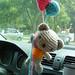 bear with ballons by Harugurumi