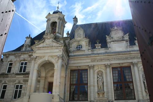 2008.08.05.089 - LA ROCHELLE - Hôtel de ville