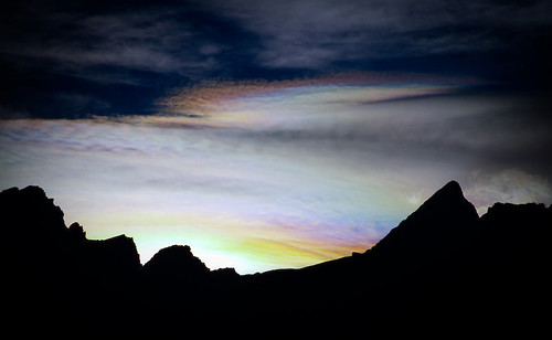 sunset sky france colors montagne dark couleurs olympus ombre ciel e300 savoie shape moutain coucherdesoleil séez