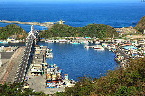 2W69南方澳漁港-跨海大橋