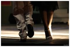 ...que bailar es soñar con los pies...