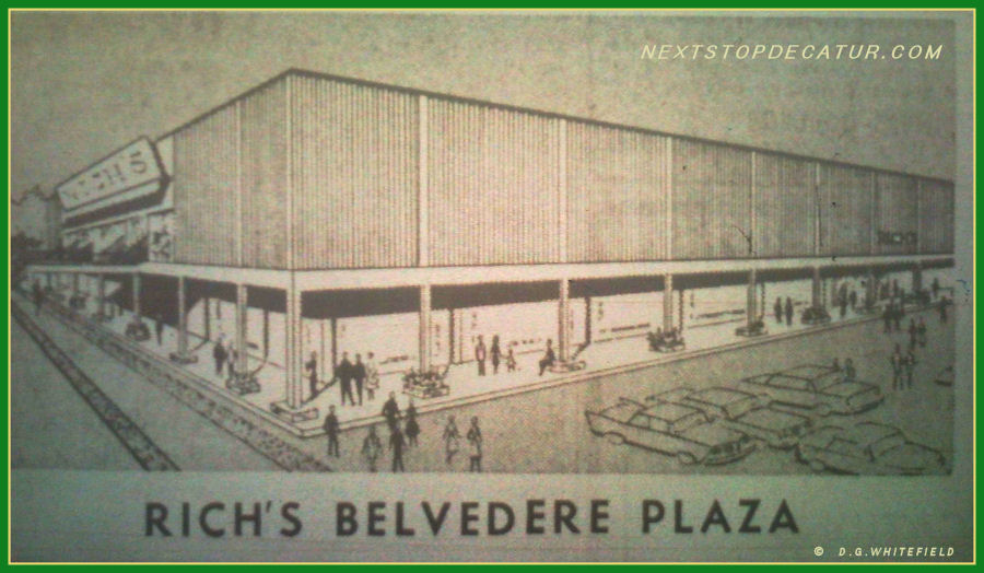 RICH'S at Belvedere Plaza by -WHITEFIELD-