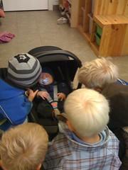 I barnehagen