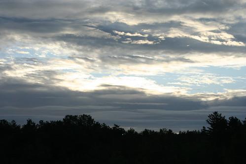 sunrise amherst ponemahbog