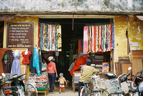 cloth market #2