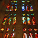 Spain - Barcelona - Sagrada Familia - Stained Glass 01