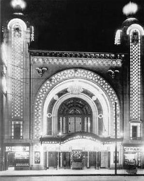 National Theatre, 118 Monroe, Detroit