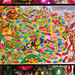 Candy Land Game Board Ornament