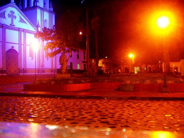 San Agustin (Huila) - iglesia