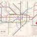 Tube Map 1978 #2 by Luke O'Rourke