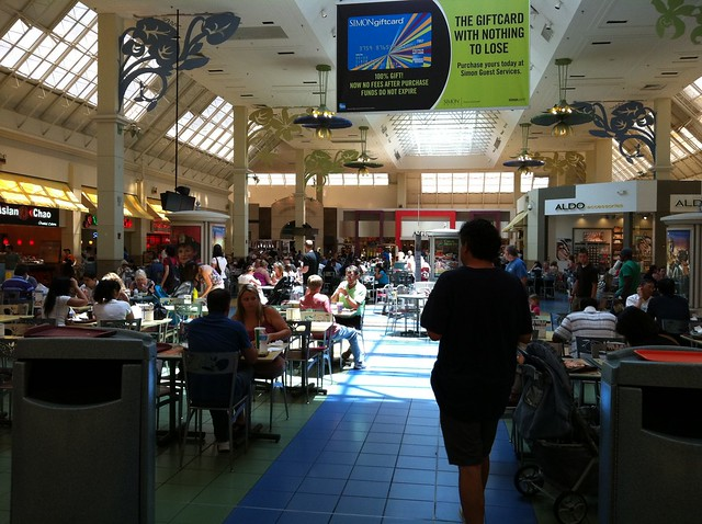 Florida Mall Food Court Opening Times