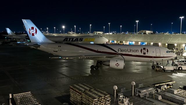 AeroUnion A300F.