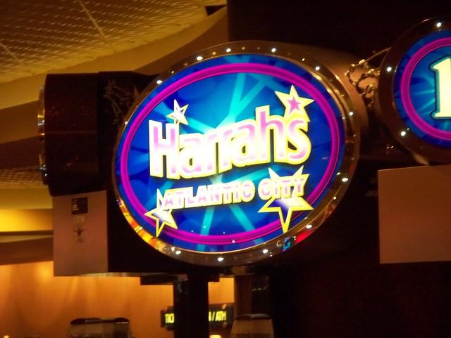 harrahs atlantic city $100 slot machine